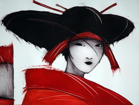 geisha-oshi