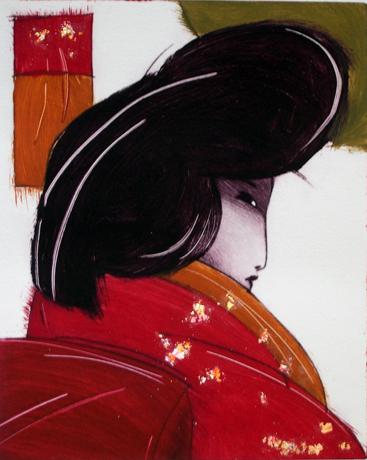 goud-kimono