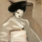 white-kimono
